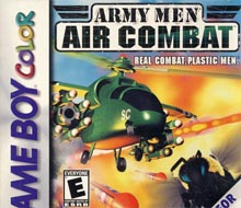 Army Men Air Combat GBC