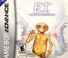 E.T. The Extra Terrestrial GBC