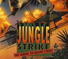 Jungle Strike Amiga