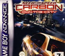 Need for Speed Carbon GBA