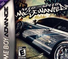 Need for Speed Most Wanted GBA