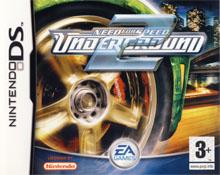 Need for Speed Underground 2 DS
