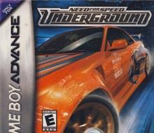 Need for Speed Underground GBA