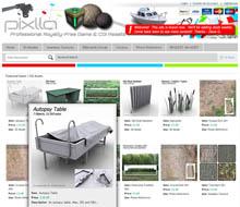 Pixlla.com | Website