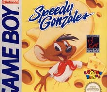 Speedy Gonzales Game Boy