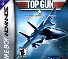 TOP GUN FIRESTORM GBA