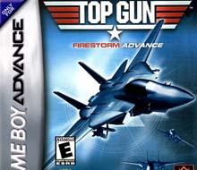 TOP GUN FIRESTORM GBA